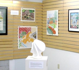 Gallery Inside the Studio