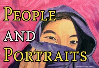 People & Portraits Exhibit