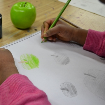 Art FUNdamentals for Ages 9-12
