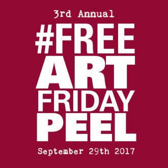 Free Art Friday in Peel
