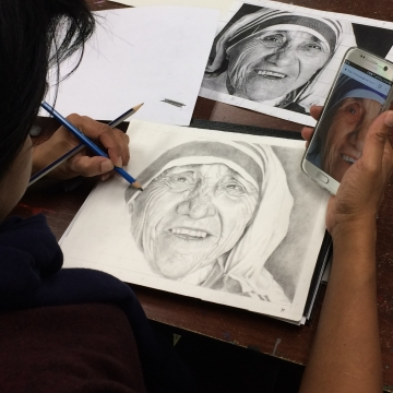 Introduction to Portrait Drawing